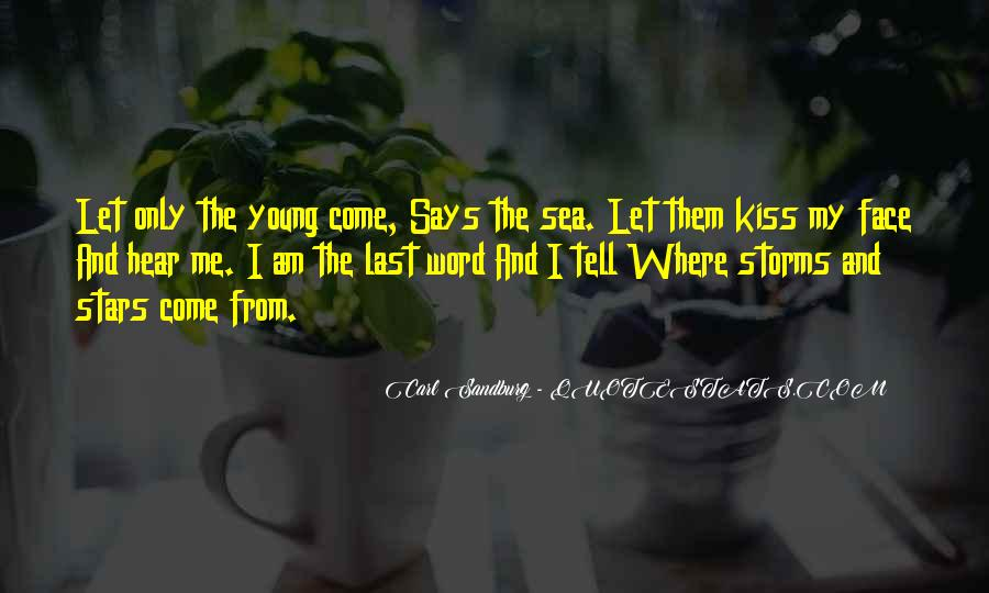 From The Sea Quotes #150864