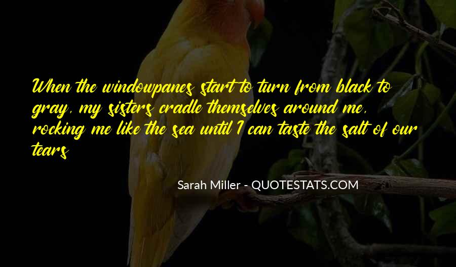 From The Sea Quotes #168446