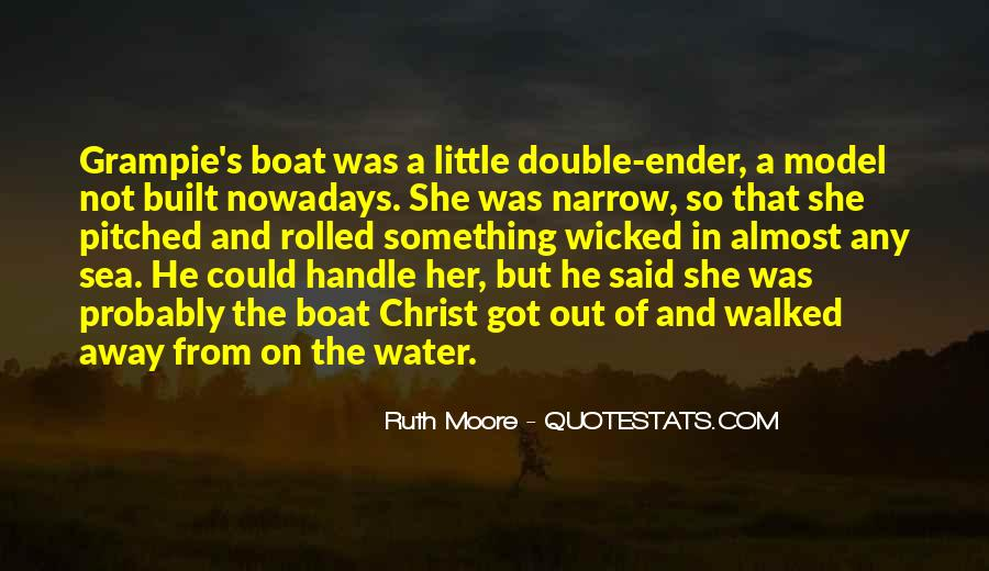 From The Sea Quotes #17150