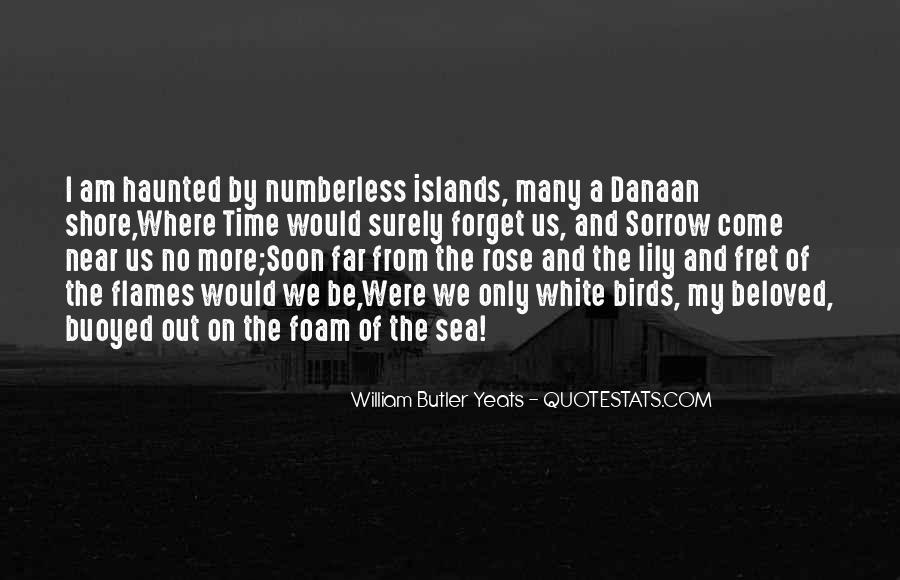 From The Sea Quotes #200347