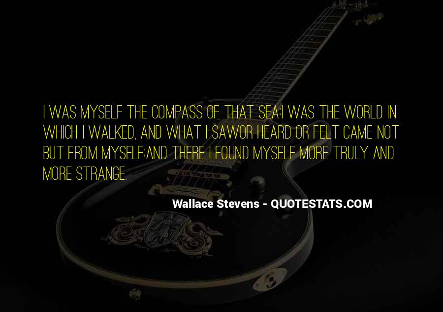 From The Sea Quotes #203968