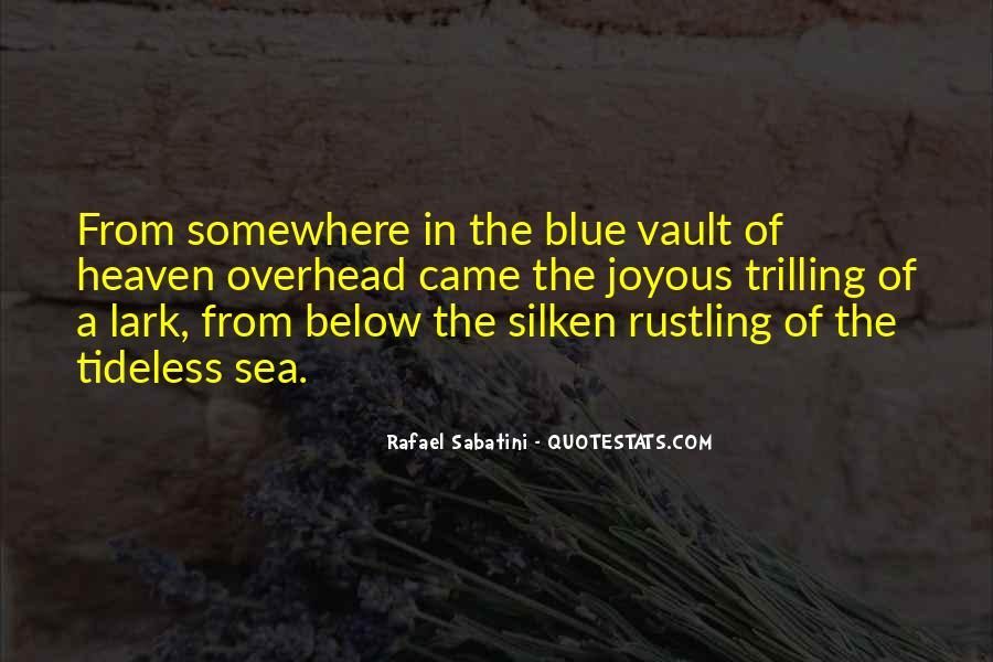 From The Sea Quotes #212406