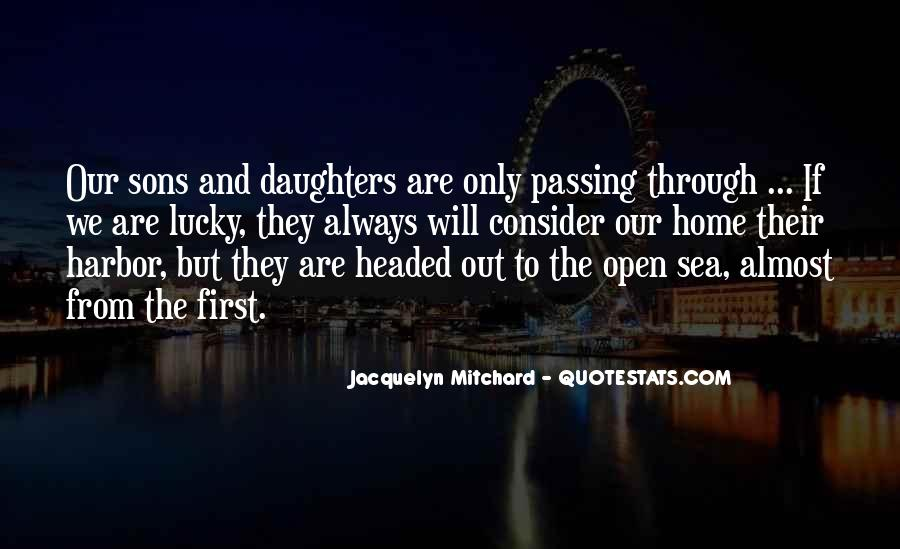 From The Sea Quotes #231777