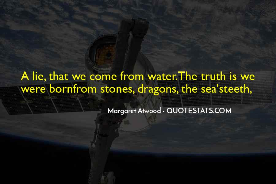 From The Sea Quotes #246448