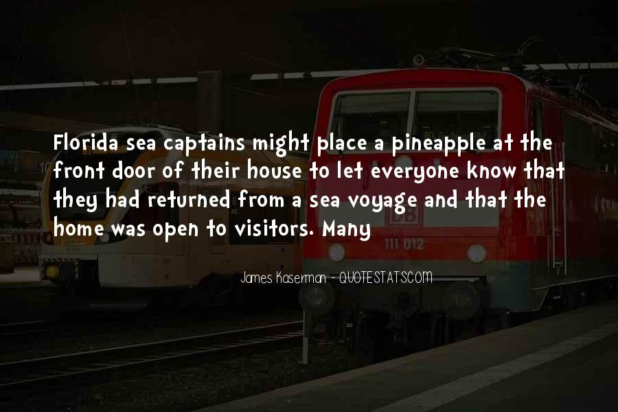 From The Sea Quotes #252231