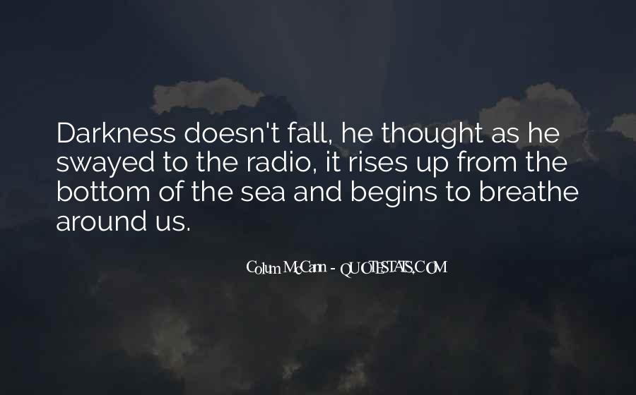 From The Sea Quotes #38585