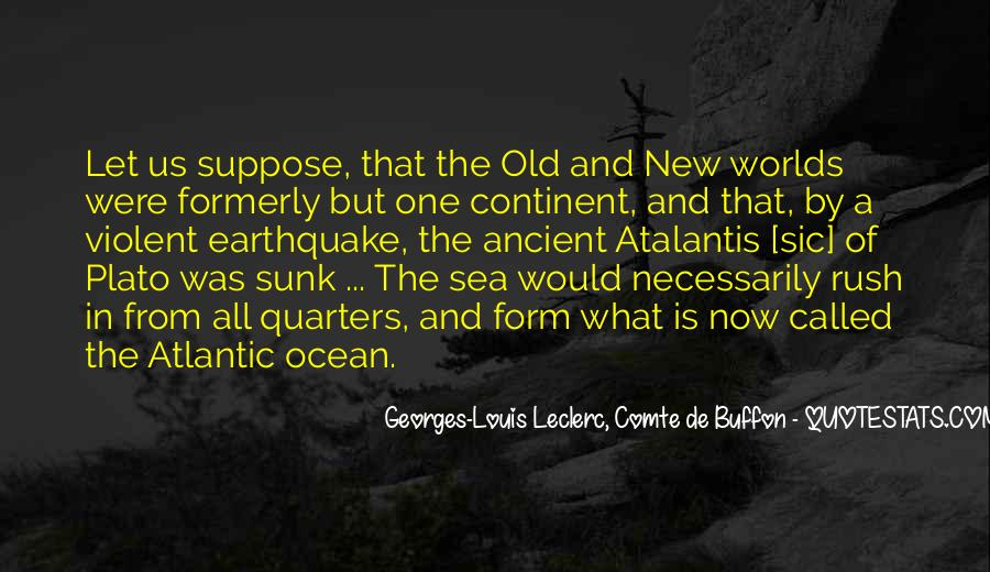 From The Sea Quotes #48286