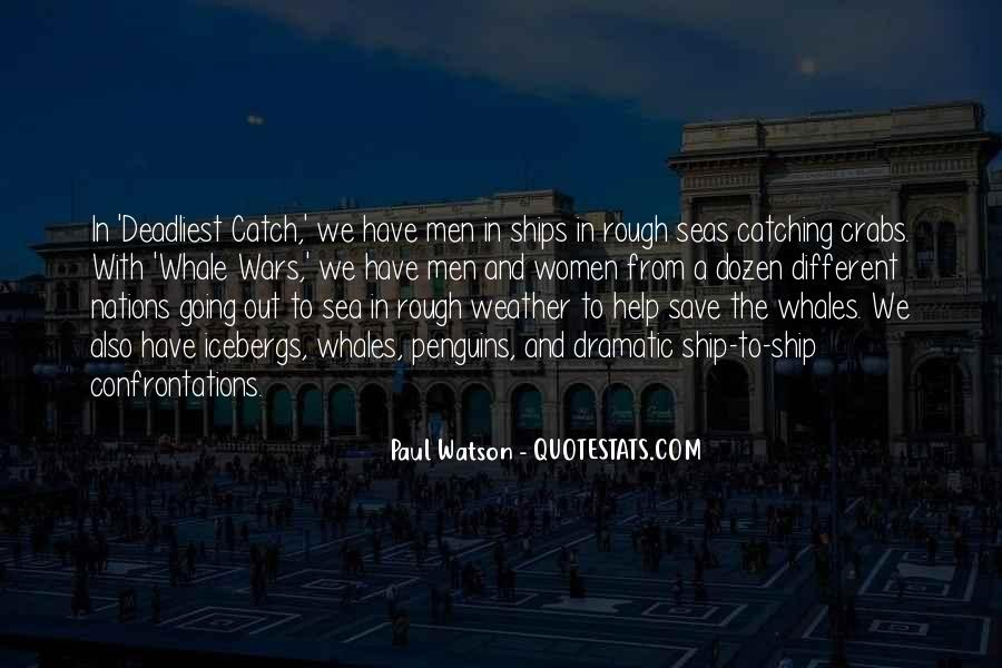 From The Sea Quotes #86737