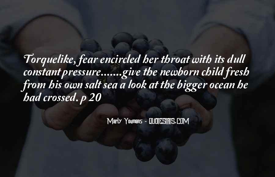From The Sea Quotes #94709