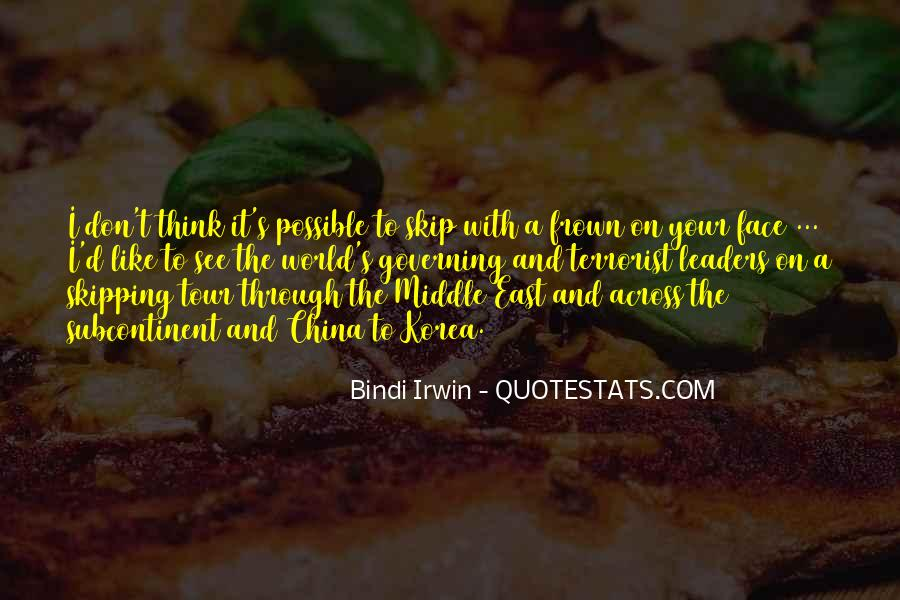 Frown Quotes #147100