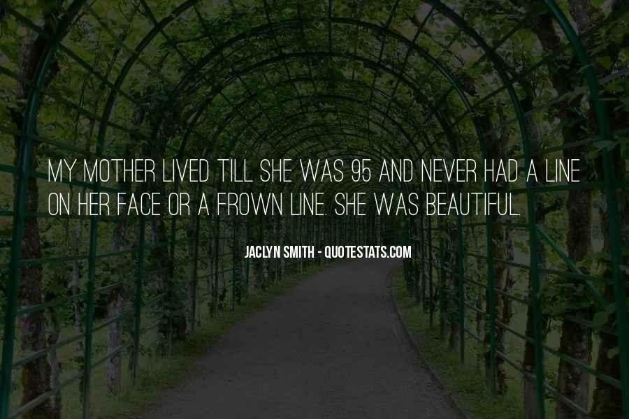 Frown Quotes #189149