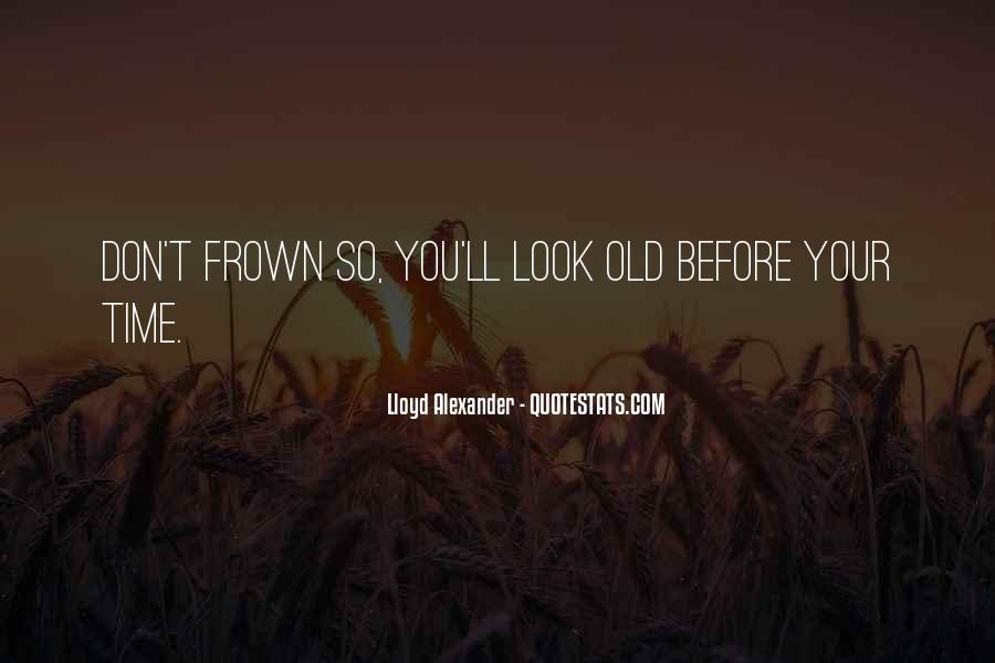 Frown Quotes #226179