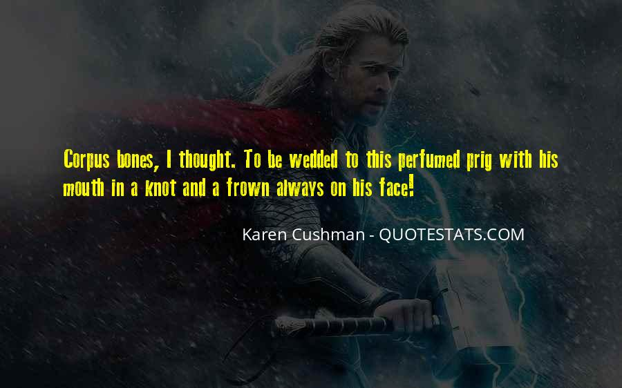 Frown Quotes #460736
