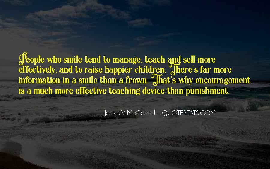 Frown Quotes #483124