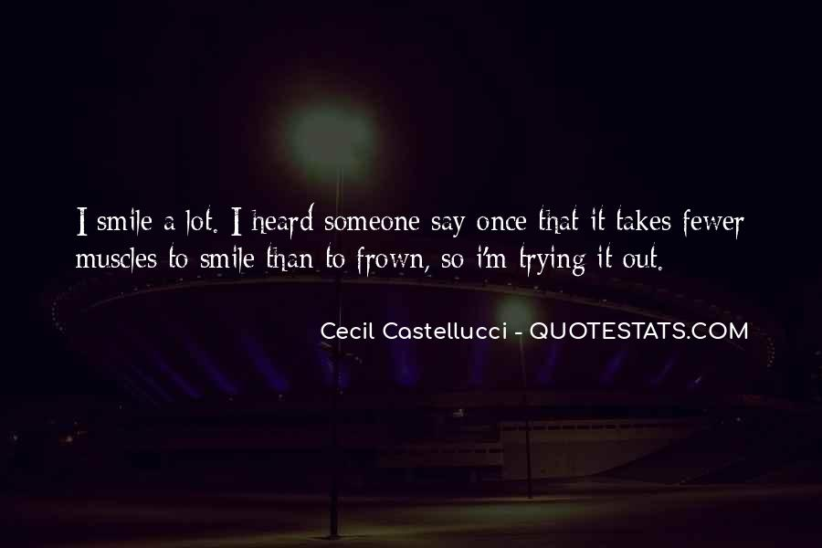 Frown Quotes #50003