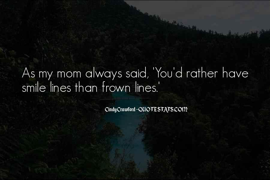 Frown Quotes #57301
