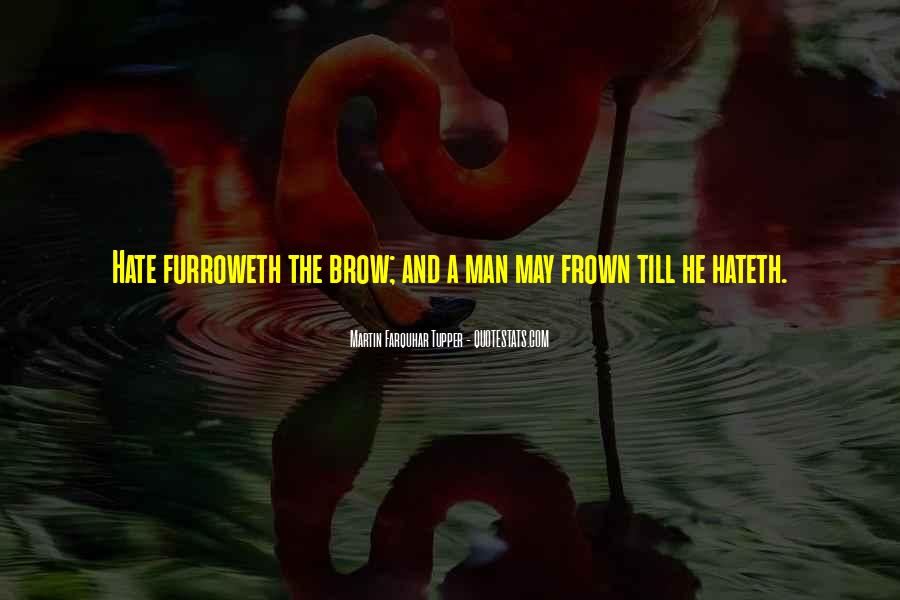 Frown Quotes #621014