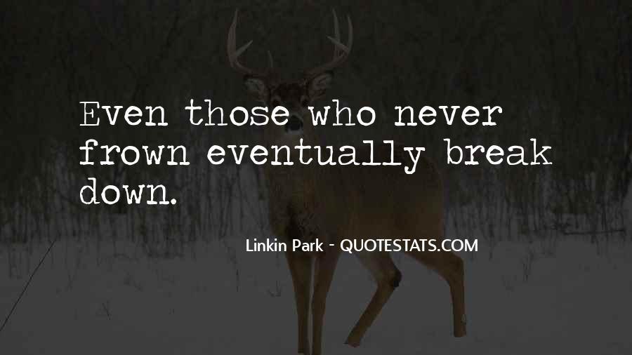 Frown Quotes #644001