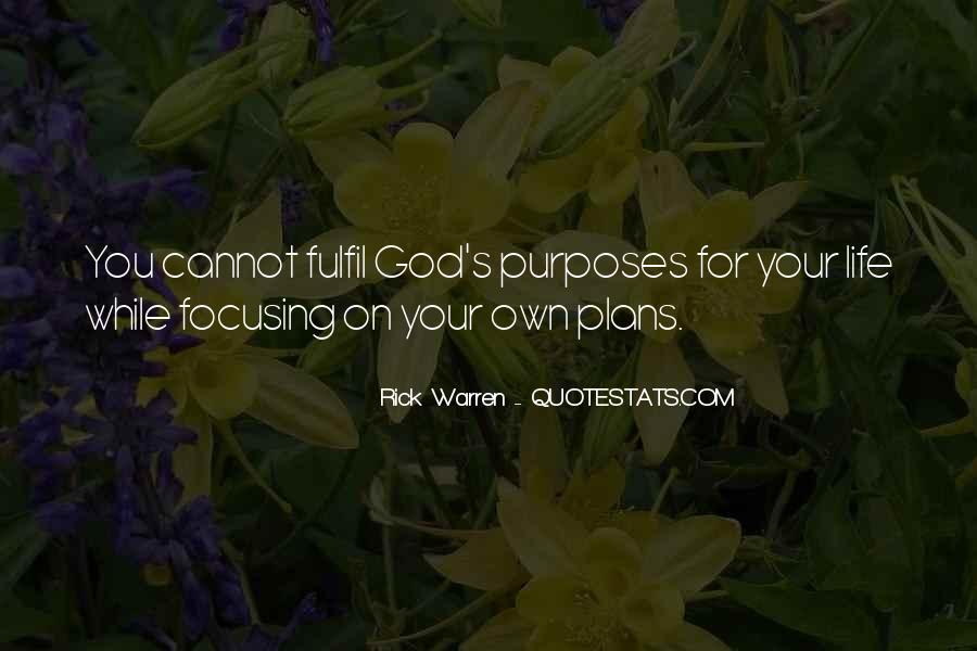 Fulfil Wish Quotes #1083400