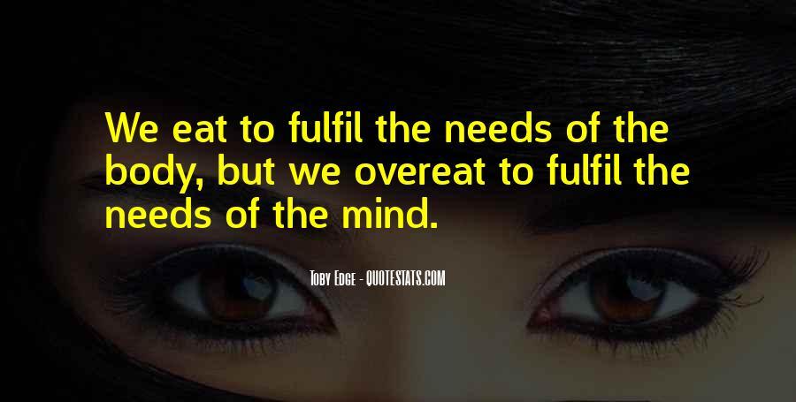 Fulfil Wish Quotes #1100057