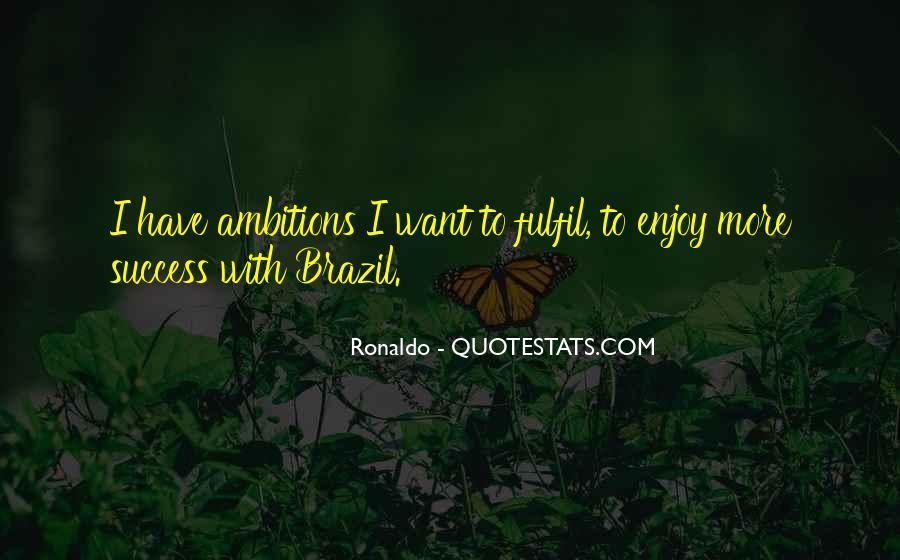 Fulfil Wish Quotes #244701