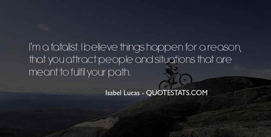Fulfil Wish Quotes #259612