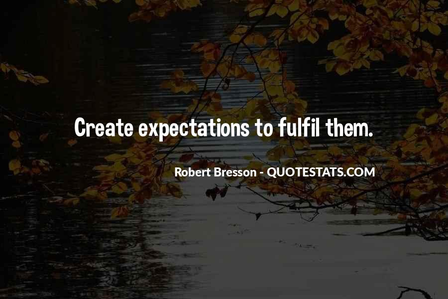 Fulfil Wish Quotes #310966