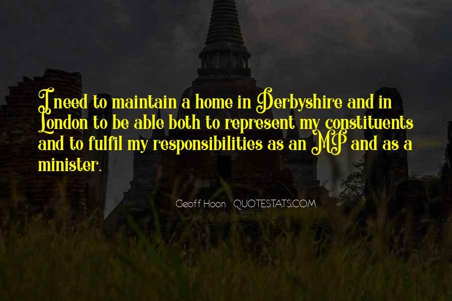Fulfil Wish Quotes #359849