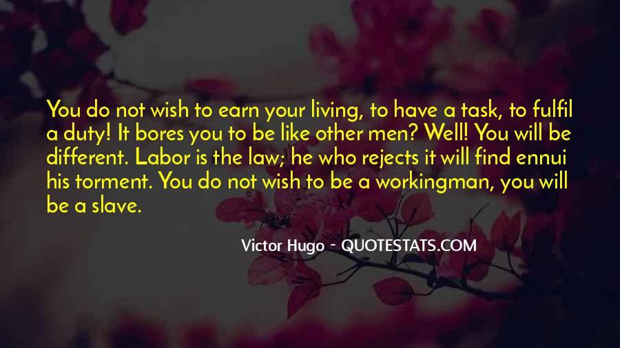 Fulfil Wish Quotes #60533