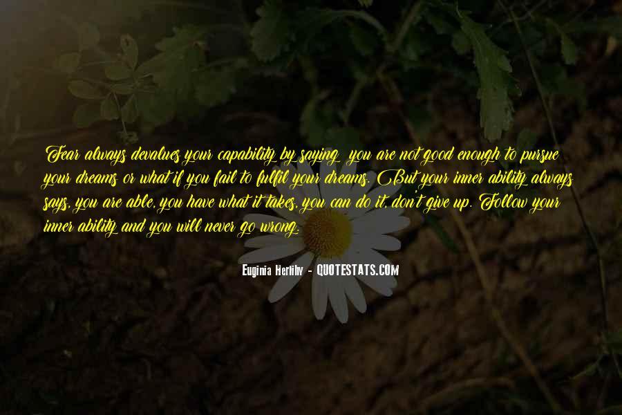 Fulfil Wish Quotes #618429