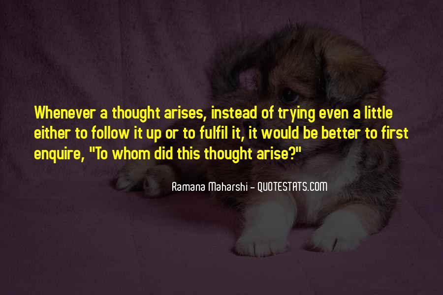 Fulfil Wish Quotes #628913