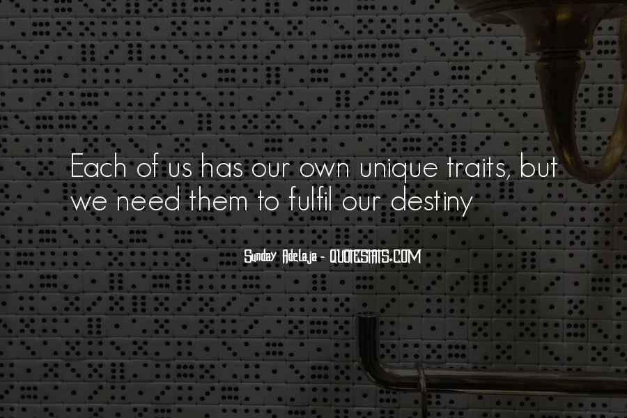 Fulfil Wish Quotes #753608