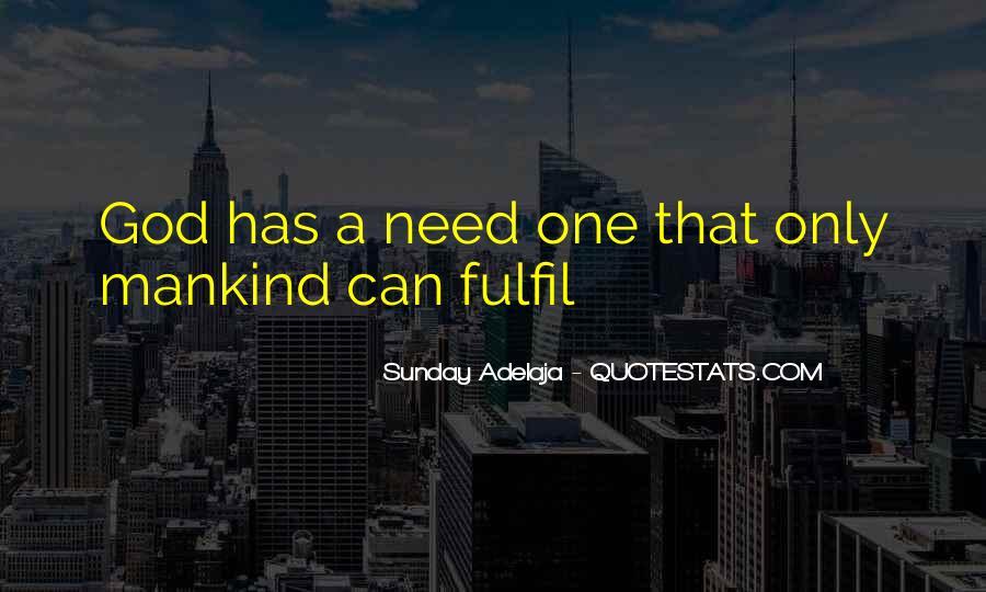 Fulfil Wish Quotes #827003