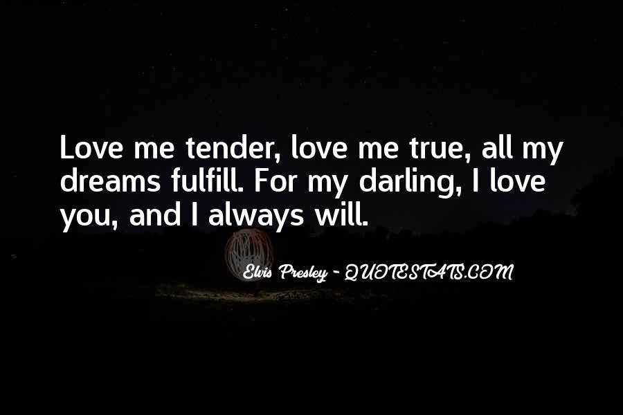 Fulfill Love Quotes #1120289