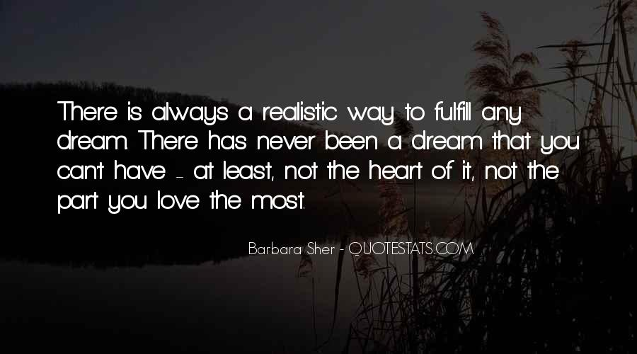 Fulfill Love Quotes #1160131