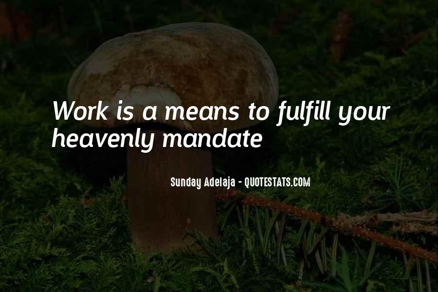 Fulfill Love Quotes #1502791