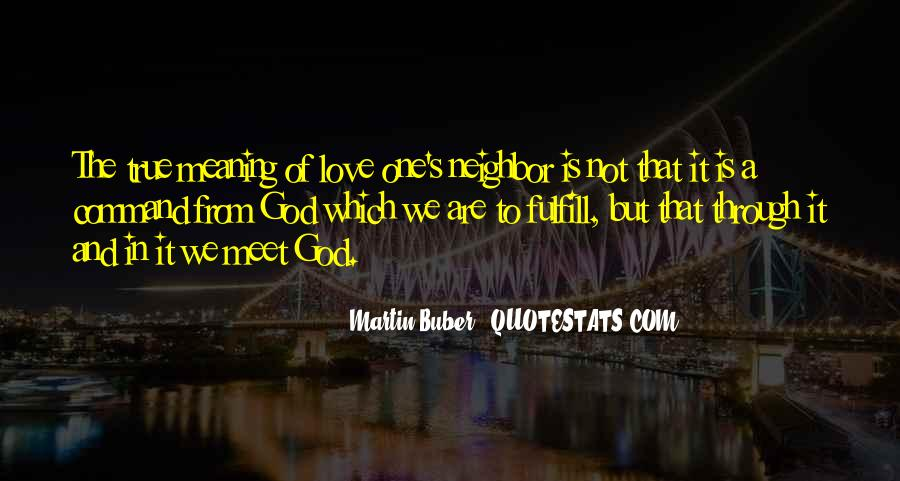 Fulfill Love Quotes #1698964