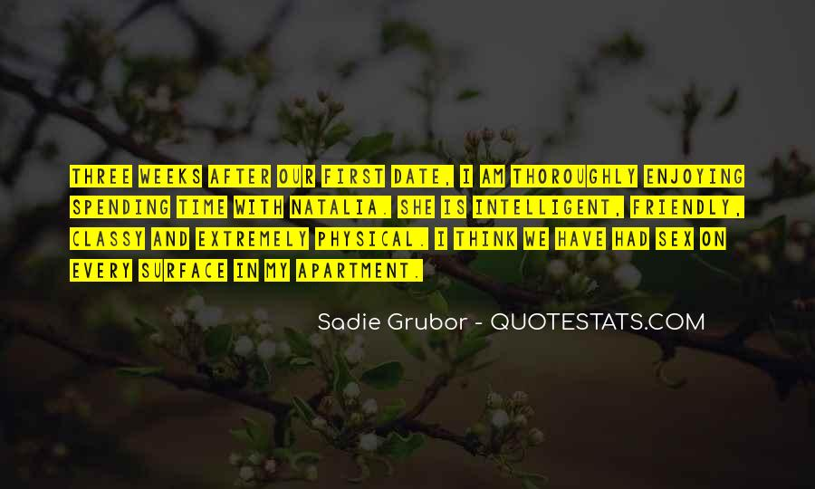 Quotes About Grubor #740368