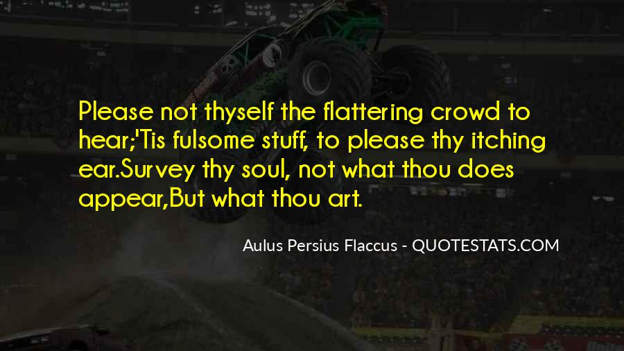 Fulsome Quotes #1179504