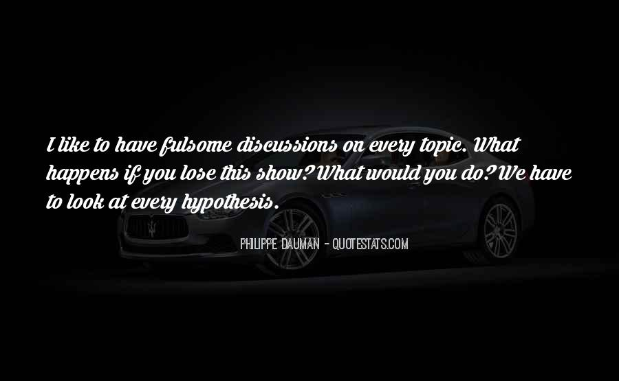 Fulsome Quotes #924979