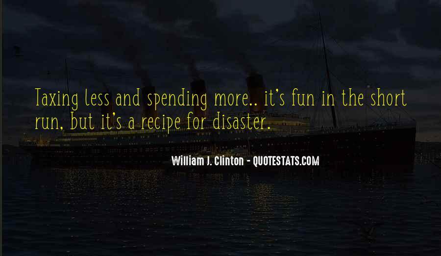 Fun And Run Quotes #1105961