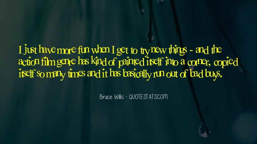Fun And Run Quotes #35633