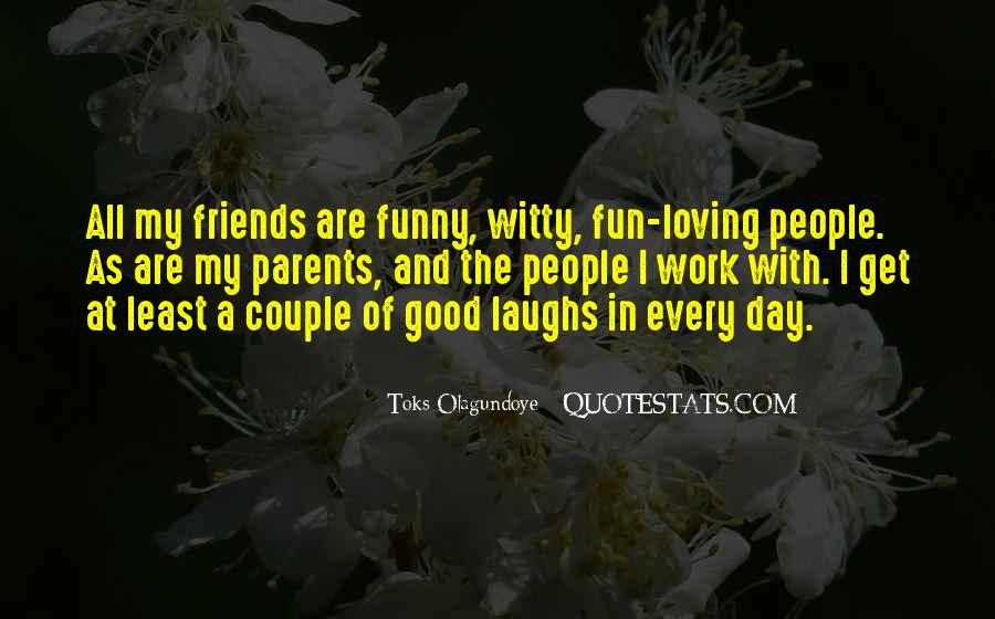 Fun At Work Funny Quotes #1547332