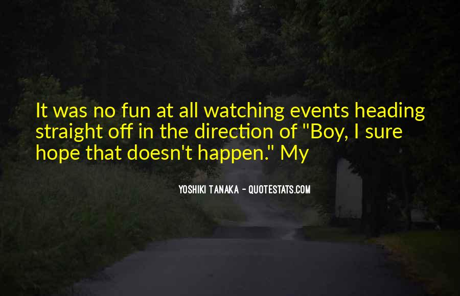Fun Events Quotes #1775977