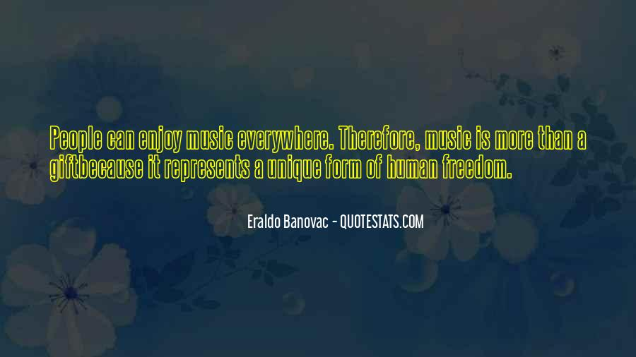 Quotes About The Gift Of Music #1725237