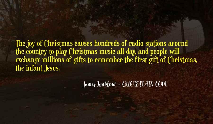 Quotes About The Gift Of Music #320477