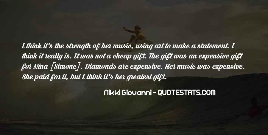 Quotes About The Gift Of Music #397000