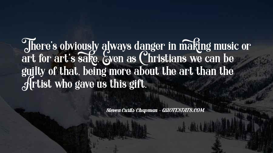 Quotes About The Gift Of Music #640078