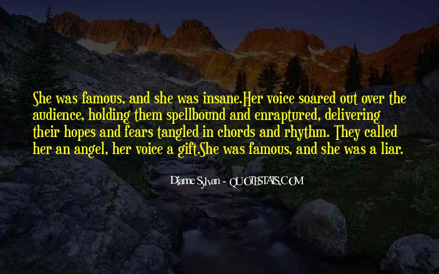 Quotes About The Gift Of Music #718045