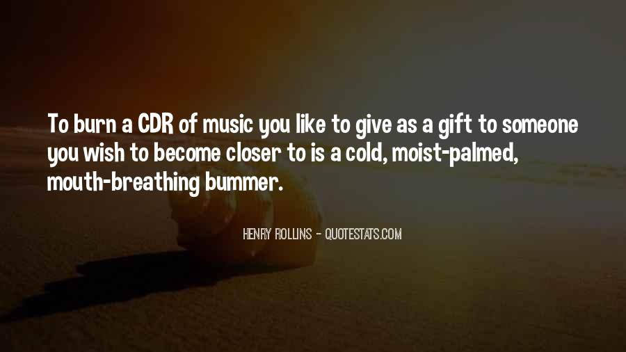Quotes About The Gift Of Music #931276